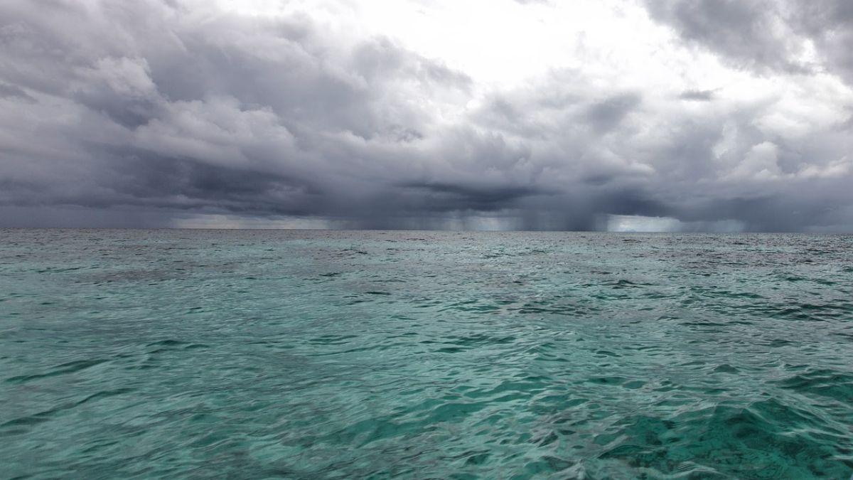 Οι άγριες θάλασσες της Μάνης