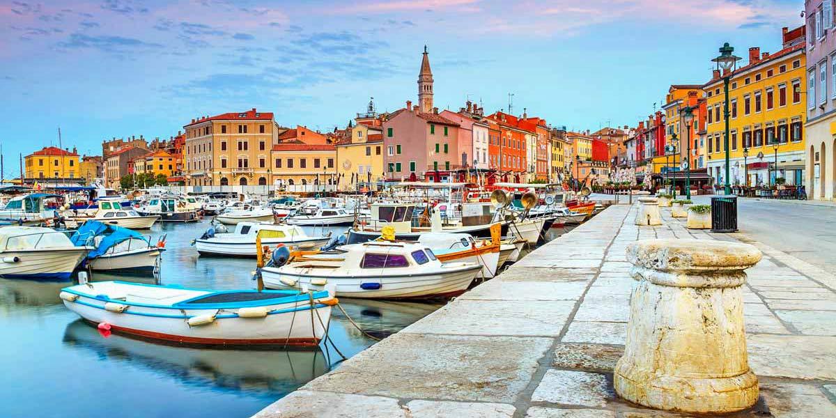 Ρόβινι: Η πόλη που γοητεύει με τη μεσαιωνική ομορφιά