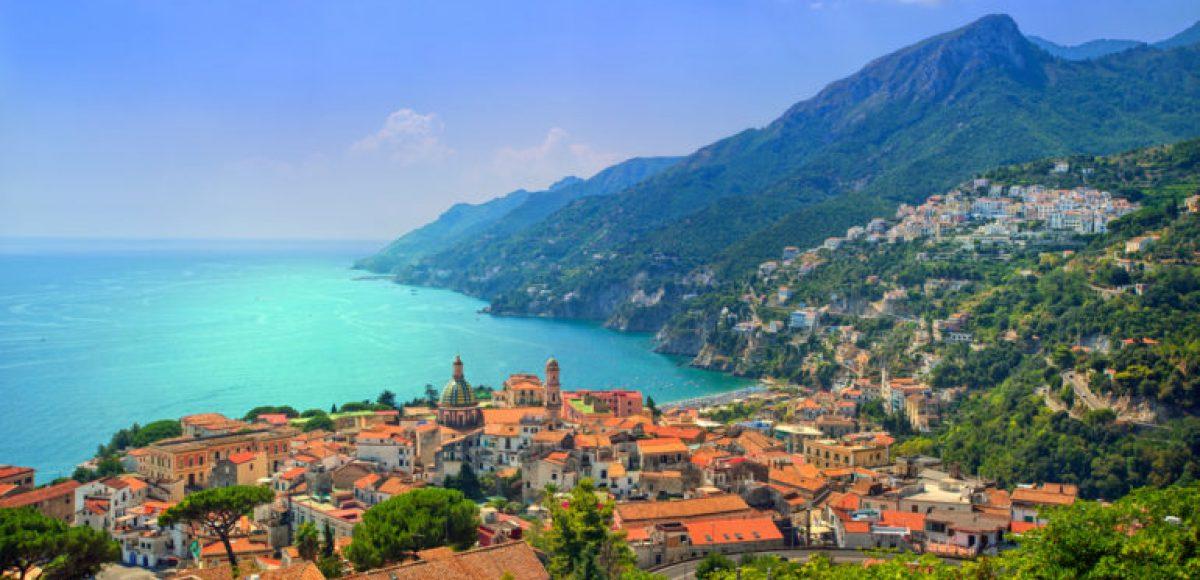 Aπό το Σαλέρνο ως το Σορέντο…. Πόλεις και χωριά που μαγεύουν με την ομορφιά τους