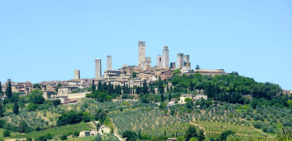 San Gimignano: H «Πόλη των όμορφων πύργων»