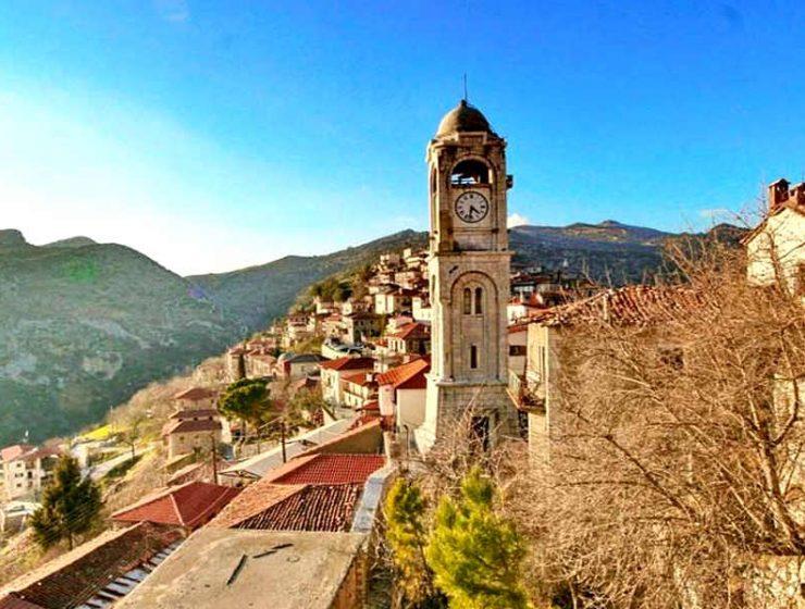 Βυτίνα- Ένα από τα πιο όμορφα χωριά της Ελλάδας