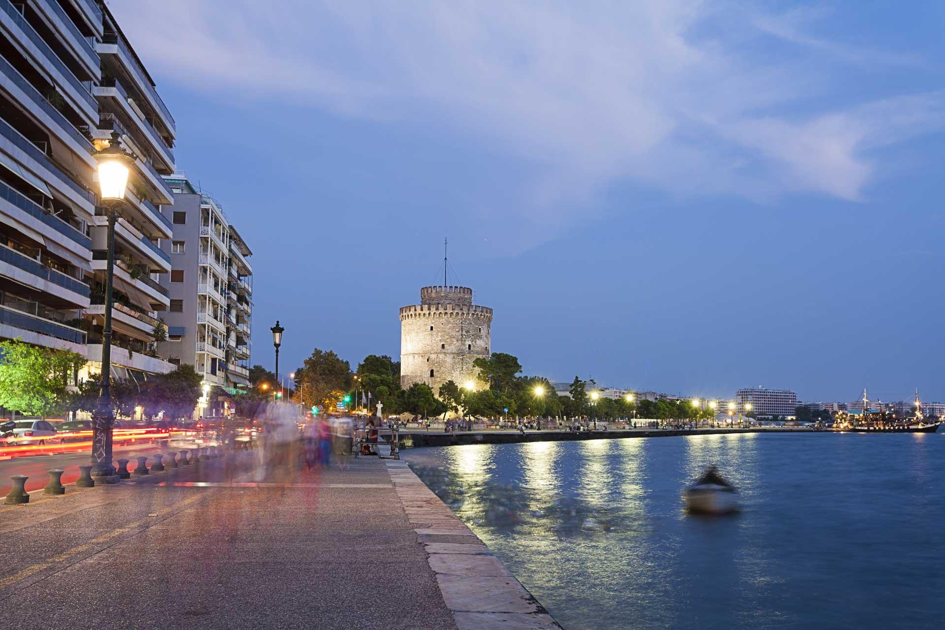 CULTURAL WALKS- 10+1 αξιοθέατα που θα πρέπει να δείτε στη Θεσσαλονίκη