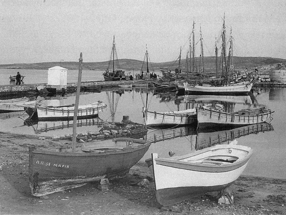 83 χρόνια πριν ήταν ένα λιμανάκι με μερικές βαρκούλες- Σήμερα απότελεί TOP τουριστικό προορισμό!!!