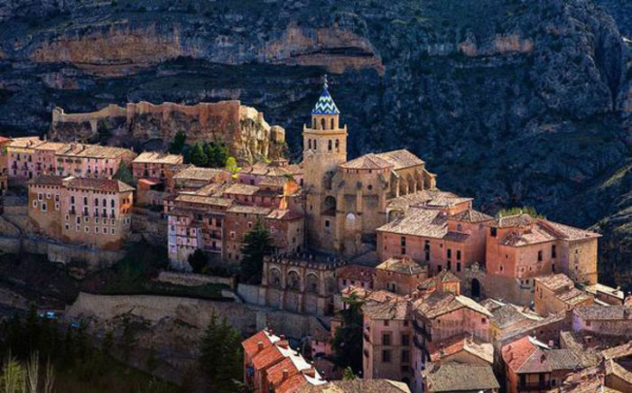 Albarracín: Ο χρόνος του σταμάτησε στην εποχή του Μεσαίωνα