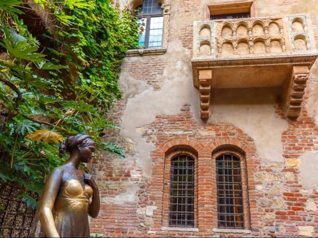 Βερόνα: Γιατί είναι η πιο ρομαντική πόλη της Ιταλίας
