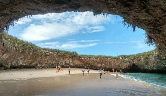 Marieta Islands, Μεξικό