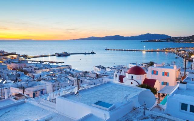 Μύκονος - ελληνικά νησιά