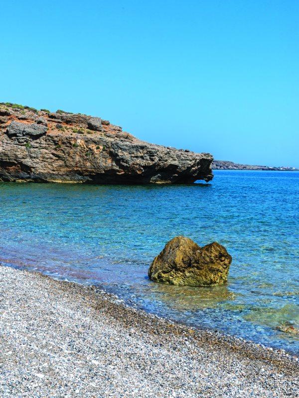 Παραλία Κουτελός Σφακιά