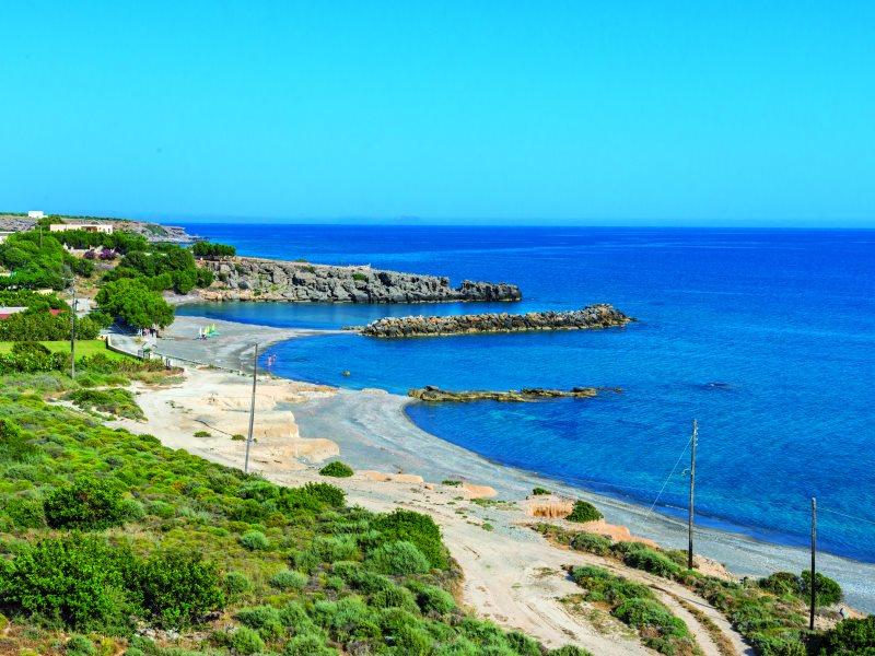 Παραλία Λάκκοι Σφακιά