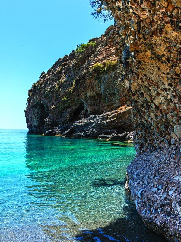 παραλία Ίλιγγας Σφακιά
