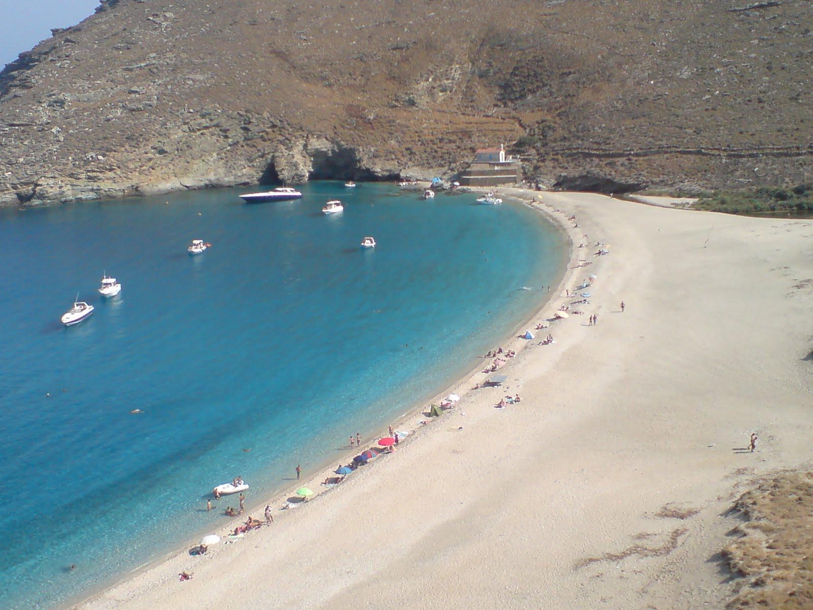 Aυτή η παραλία έχει χαρακτηριστεί ως μια από τις όμορφες της Ελλάδας