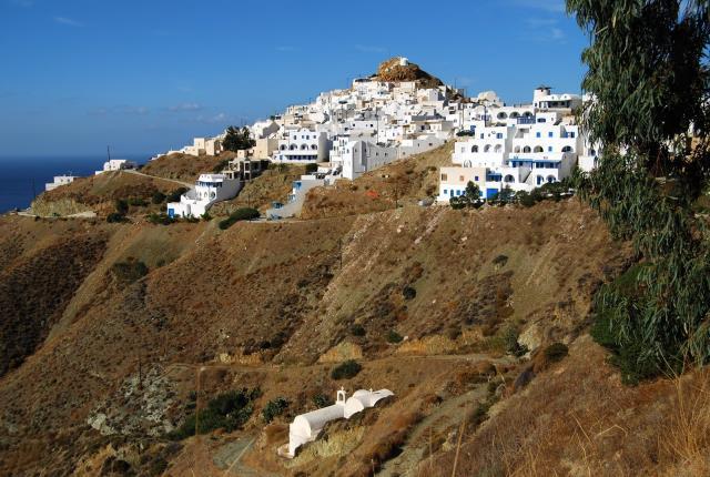 Ανάφη - ελληνικά νησιά