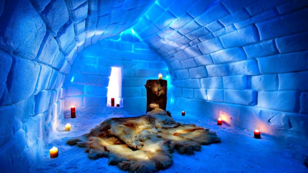 Από την Τανζανία μέχρι τη Σουηδία: Δείτε τα πιο εντυπωσιακά ξενοδοχεία του πλανήτη
