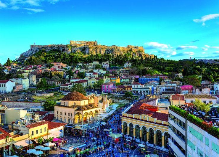 Ύμνοι για την Αθήνα και για άλλους διάσημους ελληνικούς προορισμούς από τα Ξένα ΜΜΕ
