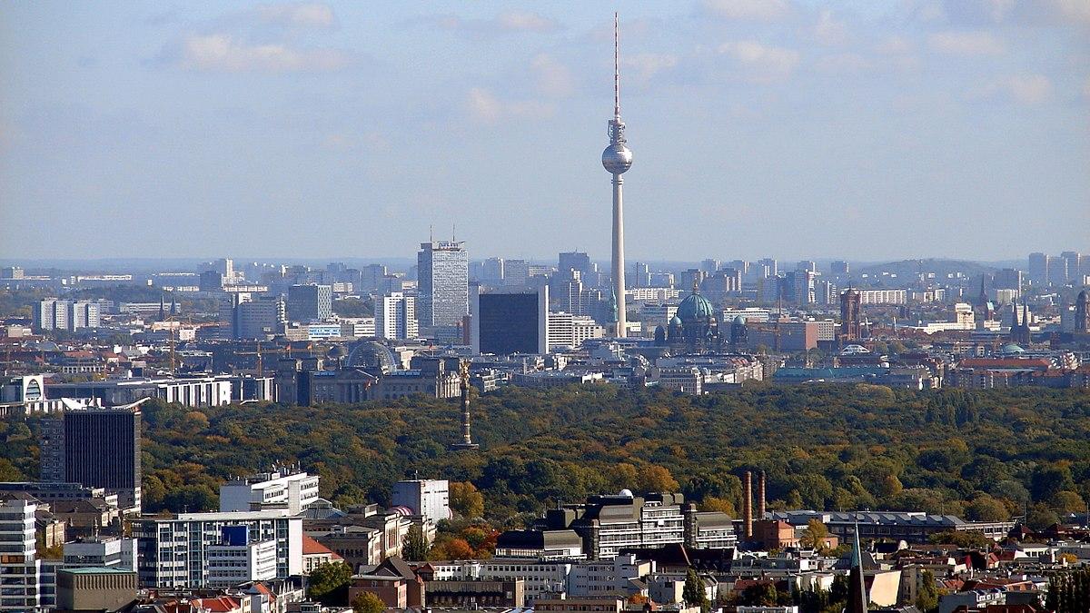Βερολίνο τουρισμός