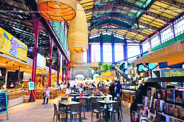 Mercato Centrale - αγορά, Φλωρεντία