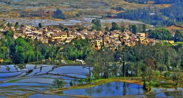 Ένα από τα πιο όμορφα ηλιοβασιλέματα θα το δείτε στο μαγικό χωριό Hani!!!