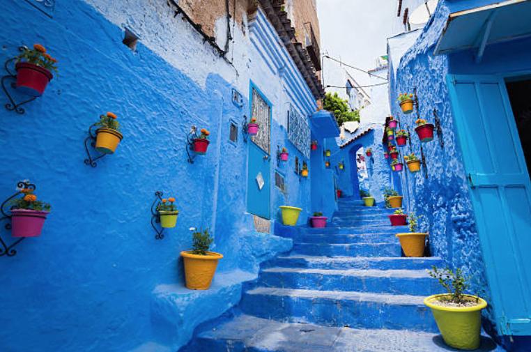 Η μπλε πόλη στο Μαρόκο! Το καλά κρυμμένο μυστικό της χώρας που πρέπει να ανακαλύψετε!!!