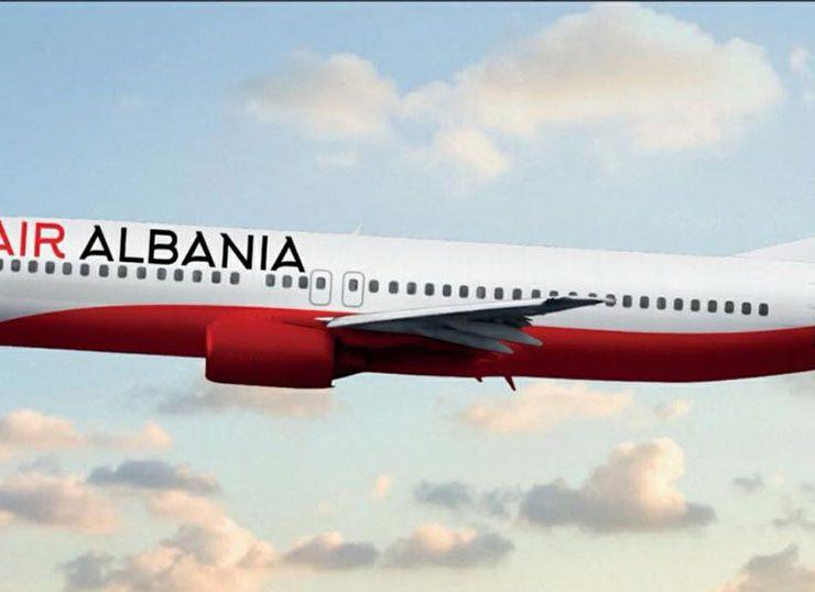 Η πρώτη πτήση της Air Albania είναι γεγονός!!! Από τα Τίρανα στην Κωνσταντινούπολη!!!
