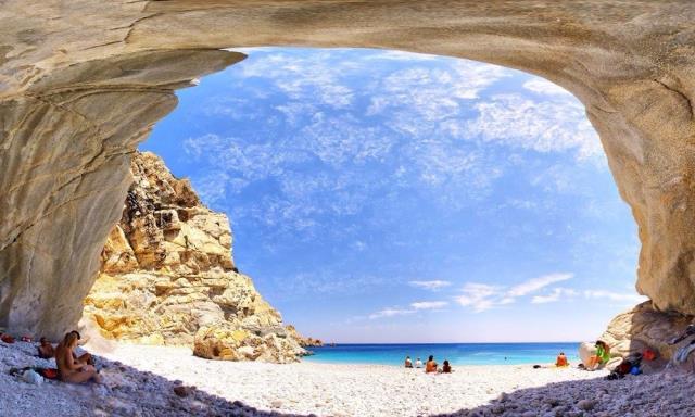 Ικαρία - ελληνικά νησιά