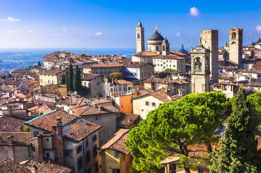 Ιταλία-Μπέργκαµο: Ιδανικός προορισμός για όσους αγαπούν τις τέχνες, την ιστορία και το καλό φαγητό!
