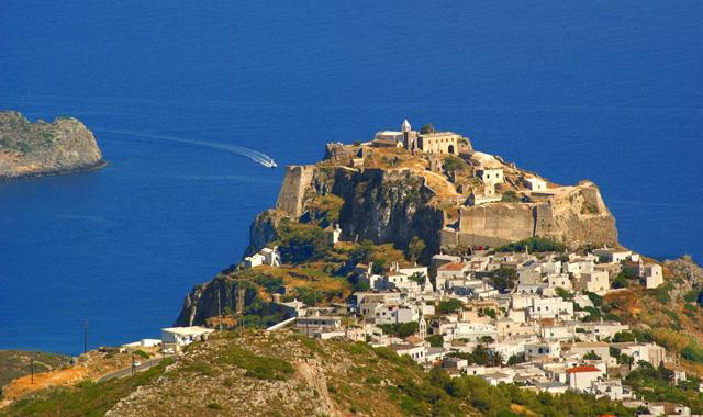 Κύθηρα - ελληνικά νησιά