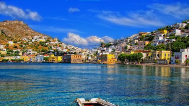 Λέρος - ελληνικά νησιά