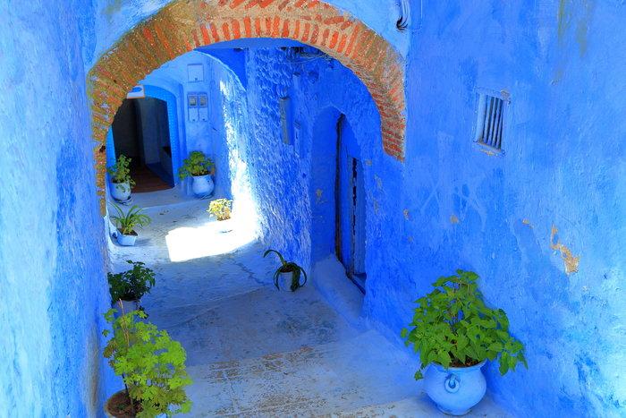 Η μπλε πόλη στο Μαρόκο! Το καλά κρυμμένο μυστικό της χώρας που πρέπει να ανακαλύψετε!