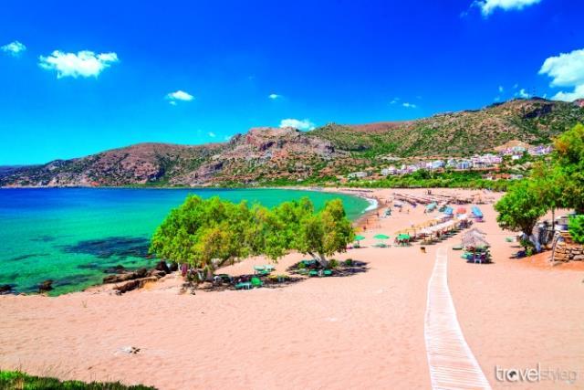 Παλαιοχώρα - Παραλίες Χανιά