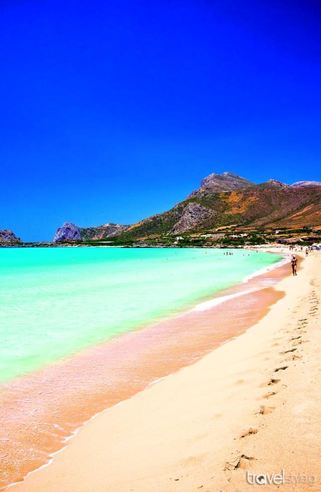 Φαλάσαρνα - Παραλίες Χανιά
