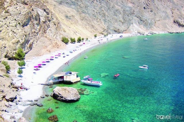 Γλυκά Νερά - Παραλίες Χανιά