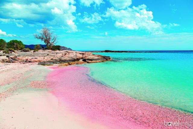 Ελαφονήσι - Παραλίες Χανιά