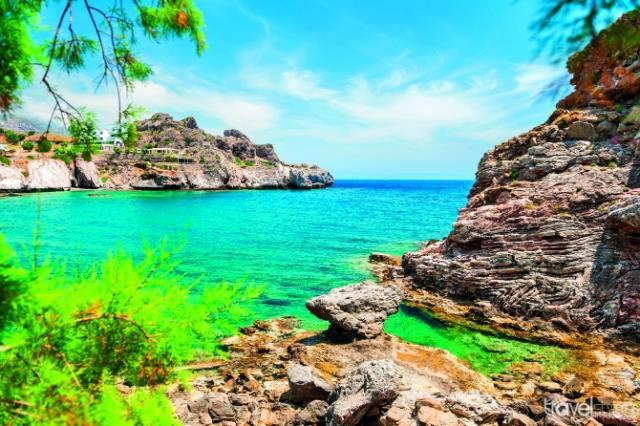 Αγία Ρουμέλη / Άγιος Παύλος - Παραλίες Χανιά