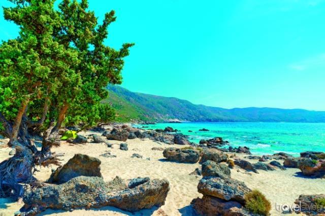 Κεδρόδασος - Παραλίες Χανιά