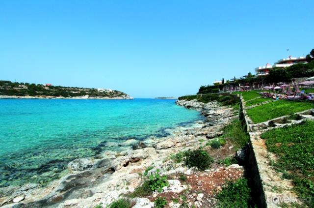 Λουτράκι - Παραλίες Χανιά
