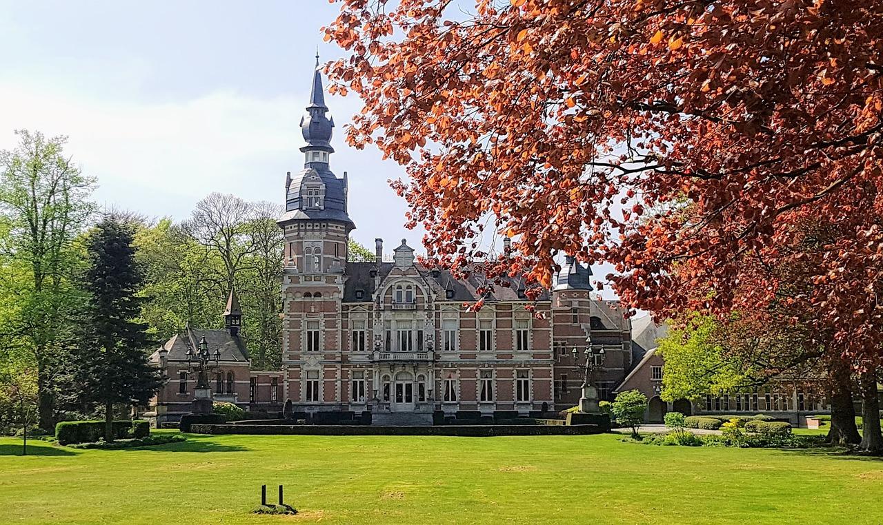Πάρκο στην Αμβέρσα, Βέλγιο