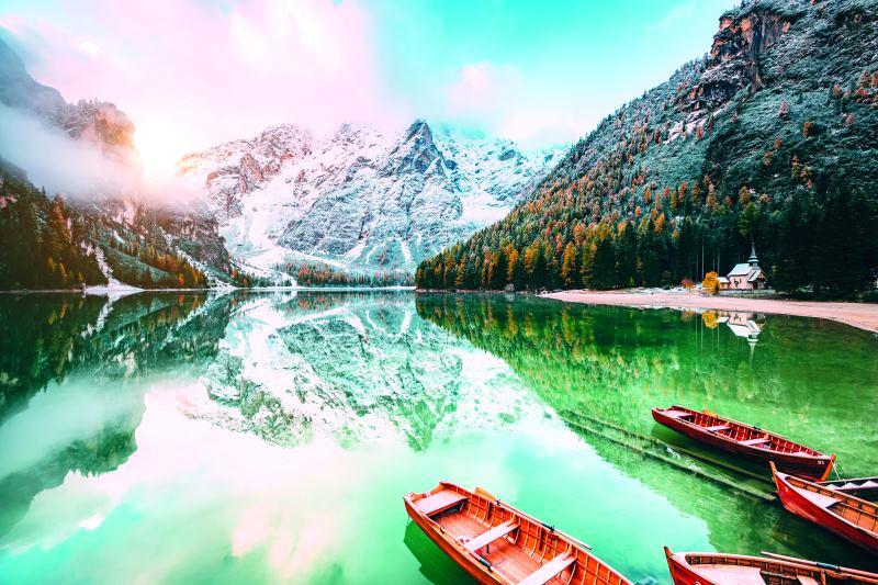 Το εθνικό πάρκο Bellunesi: Ξεχωρίζει για την ομορφιά του