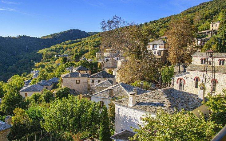 Πινακάτες: Το όμορφο χωριό του Πηλίου
