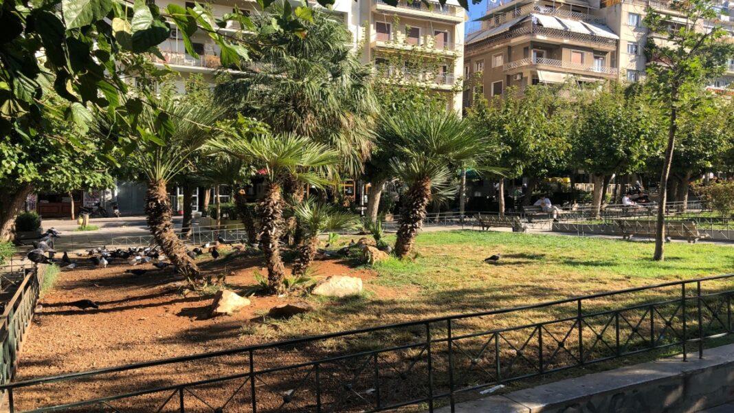 Πλατείες Αθηνών