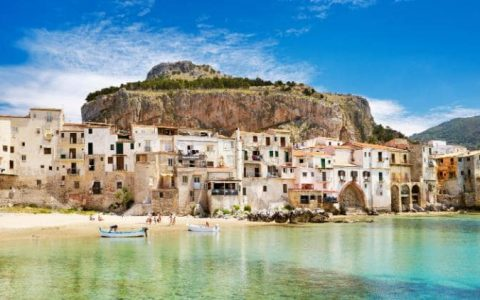 Σαλίνα, Ιταλία- Μαγευτική ομορφιά