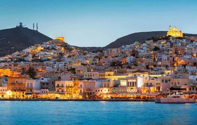 Σύρος - ελληνικά νησιά