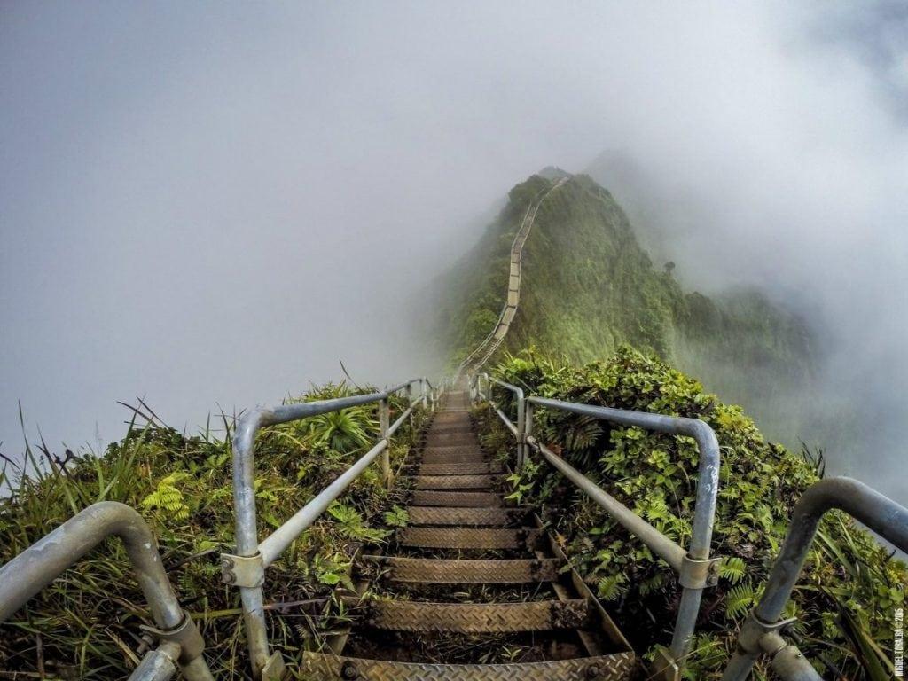 Stairway to Heaven ή σκάλα πρός τον Παράδεισο- Εξαιρετικό θέαμα!!!
