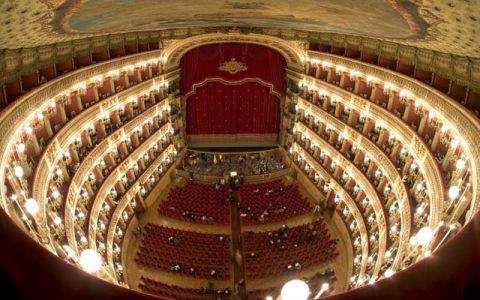 Τα 5 πιο διάσημα θέατρα του κόσμου- Στην κορυφή το San Carlo στη Νάπολη (photos)