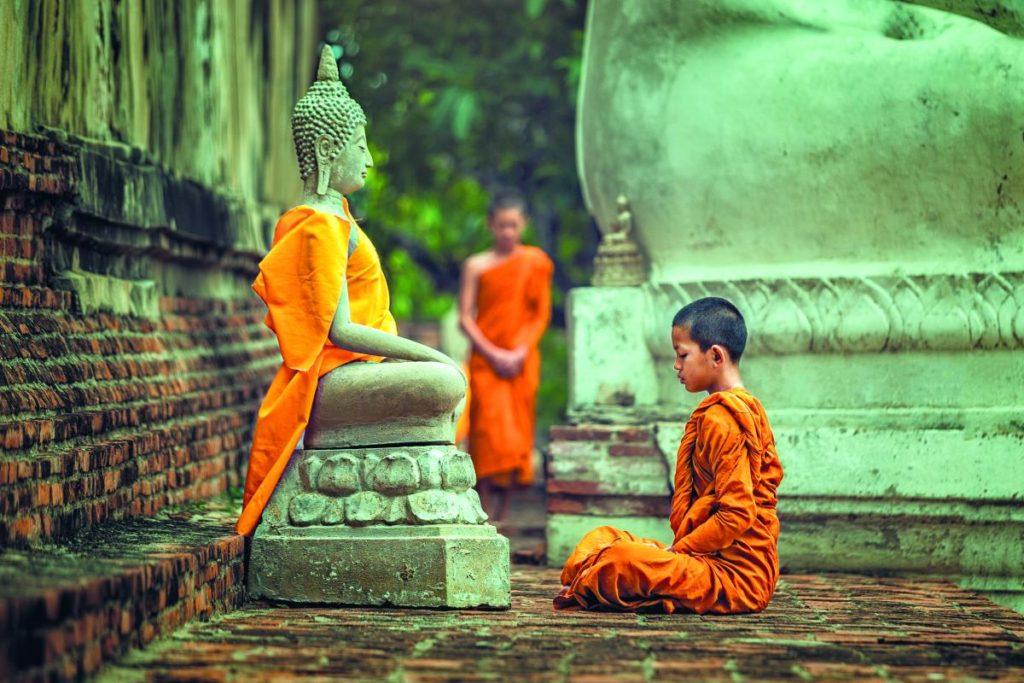 Διαλογισμός στην Ταϊλάνδη