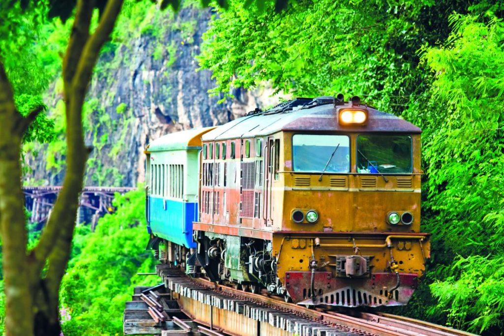 Γραμμή του Θανάτου, Ταϊλάνδη