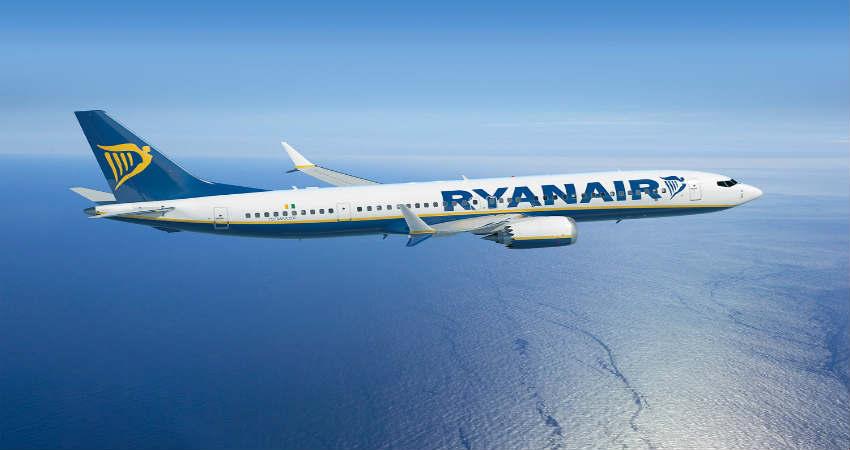 Τιμές έκπληξη απο Ryanair- Φθηνά αεροπορικά εισιτήρια από 10 ευρώ!