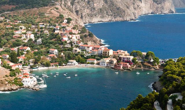 To ελληνικό χωριό που πάντα θα συγκινεί τον επισκέπτη του!