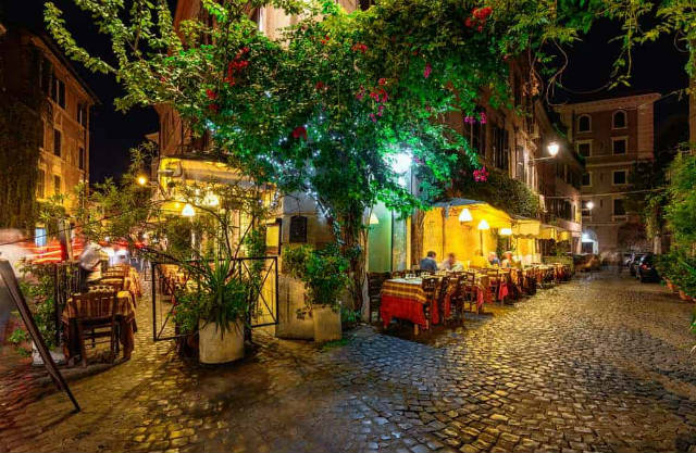 Trastevere: H ιδιαίτερη γειτονιά της Ρώμης που δεν μοιάζει με καμία άλλη!
