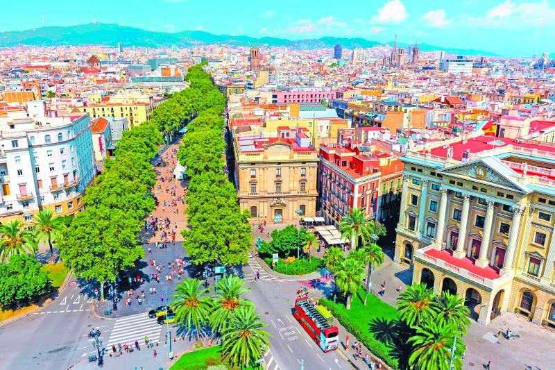 Βαρκελώνη: 9+1 λόγοι για να επισκεφτείς την ισπανική πόλη