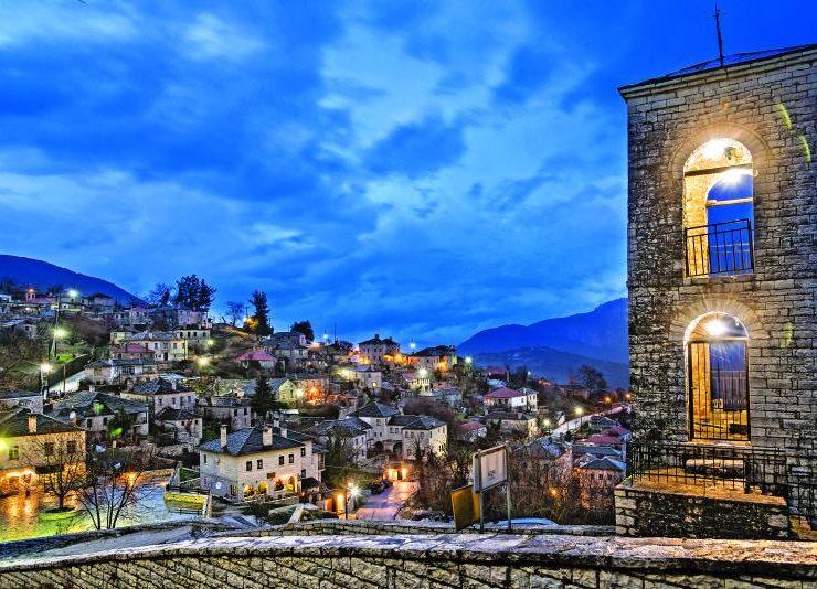 Ζαγόρι: 8 πανέμορφα χωριά- Προορισμοί για κάθε εποχή του χρόνου
